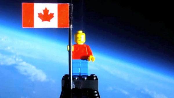 Omul Lego canadian