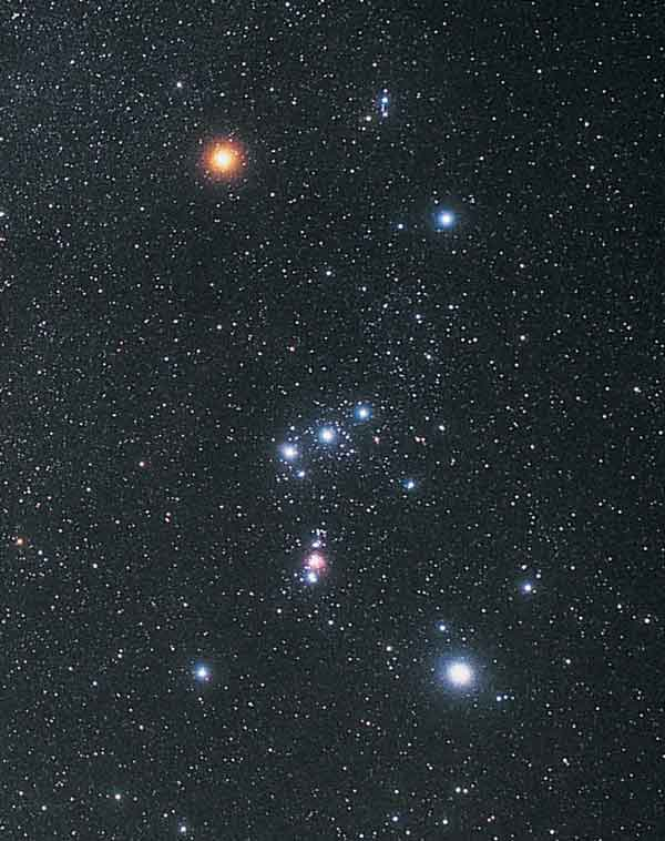 Constelatia Orion