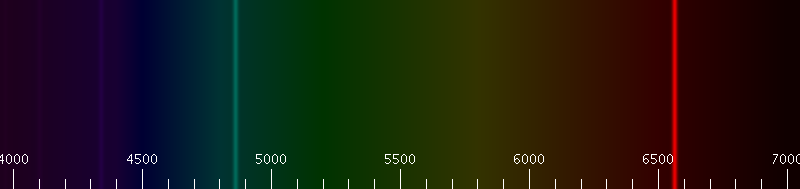 Spectru hidrogen